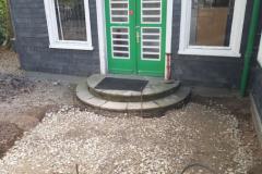 Anpassung des Eingangs